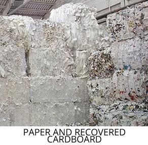 rua papel productos reciclados papel y cartón recuperado destacado con titulo inglés escritorio